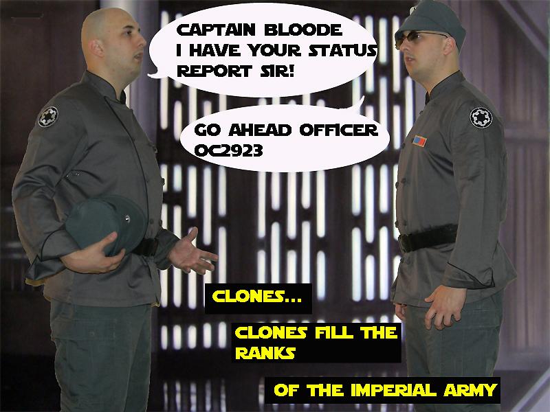 Imperial Clones